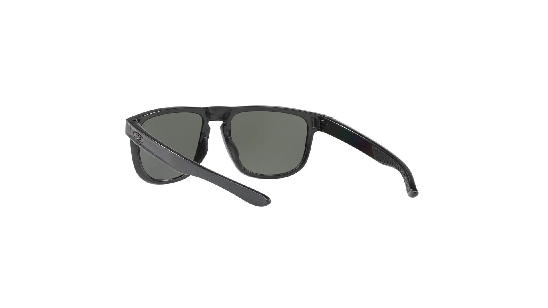 2f22d88d318 Sunglasses Oakley Holbrook R Black Prizm OO9377 08 55-17 Large Polarized  Mirror