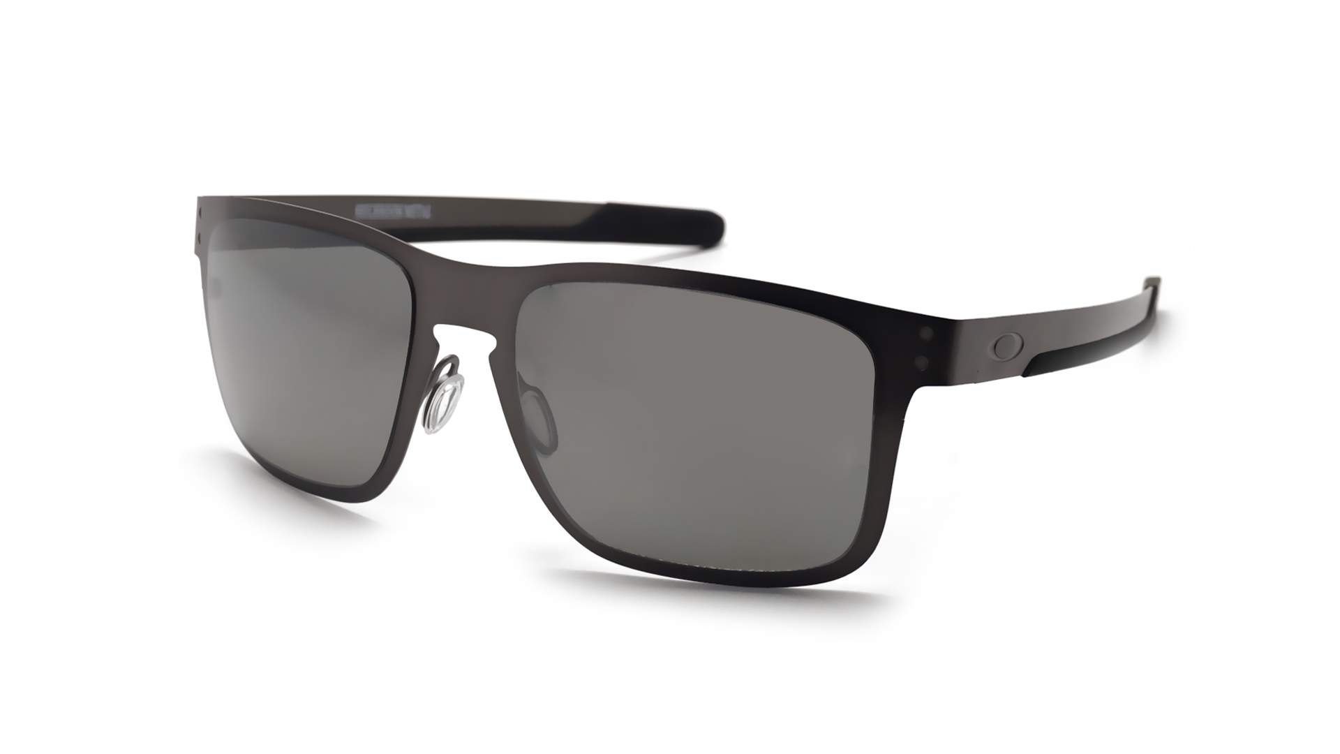 d101392c51e Sunglasses Oakley Holbrook Metal Grey Matte Prizm OO4123 06 55-18 Medium  Polarized Mirror