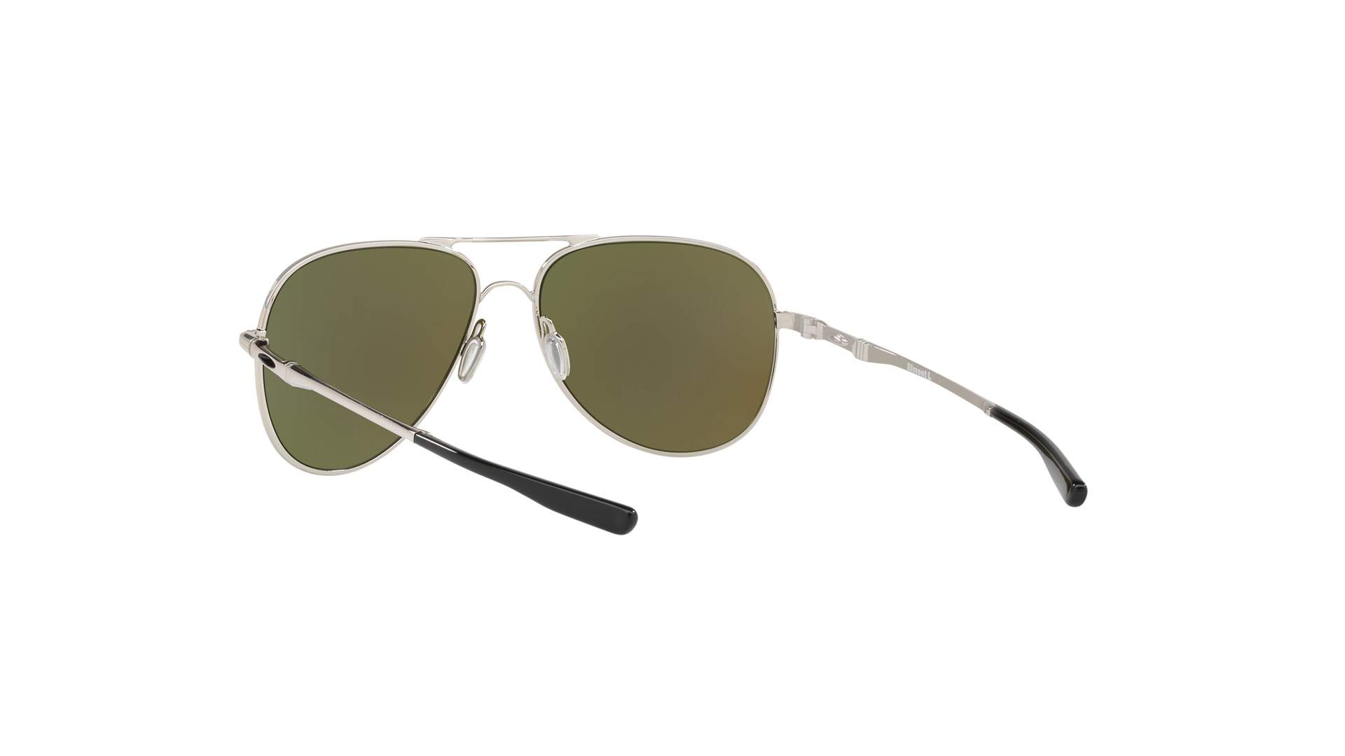 dc4a9ca6098 Sunglasses Oakley Elmont m Silver Prizm OO4119 10 58-15 Medium Mirror