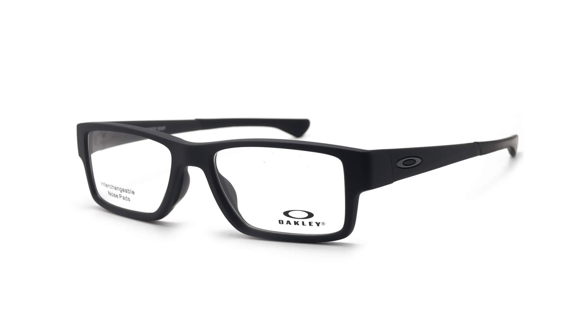 a693062825 Eyeglasses Oakley Airdrop MNP Black Matte OX8121 01 53-17 Medium
