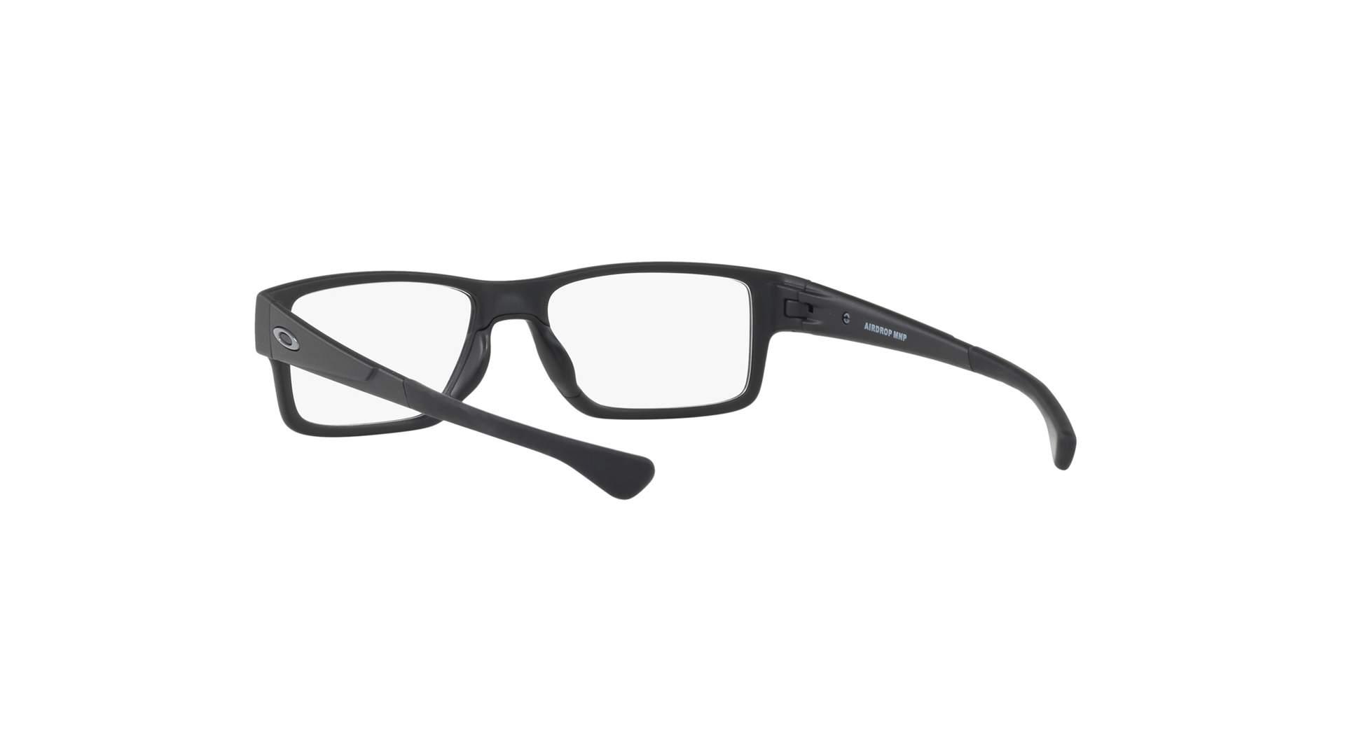 852052924e0 Eyeglasses Oakley Airdrop MNP Black Matte OX8121 01 53-17 Medium