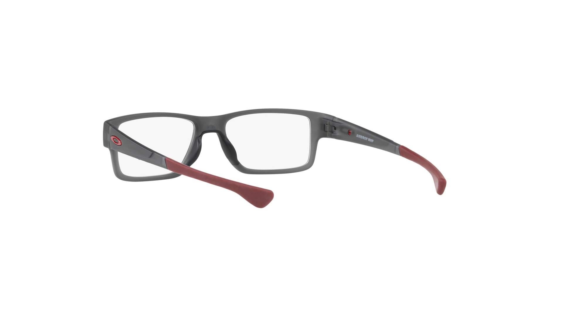 3e81c00892 Eyeglasses Oakley Airdrop MNP Grey Matte OX8121 03 53-17 Medium