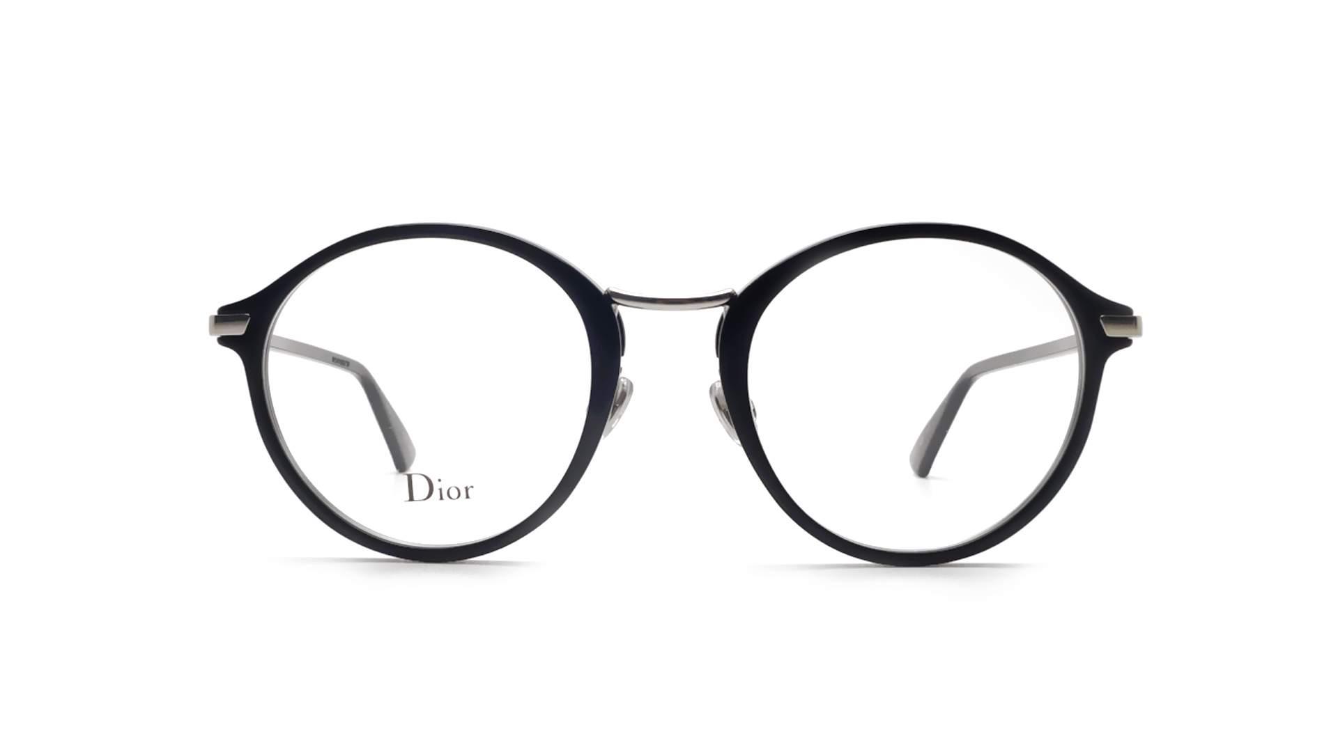 6d602e2c52f Eyeglasses Dior Essence 6 Black DIORESSENCE6 807 49-21 Medium