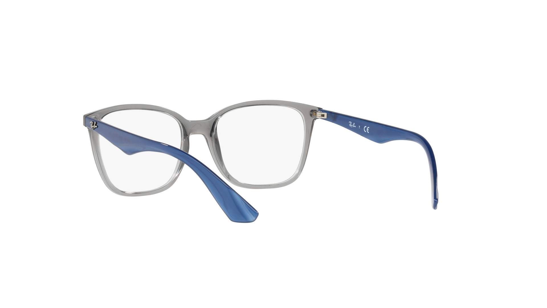 d07e1751750 Eyeglasses Ray-Ban RX7066 RB7066 5769 52-17 Grey Medium