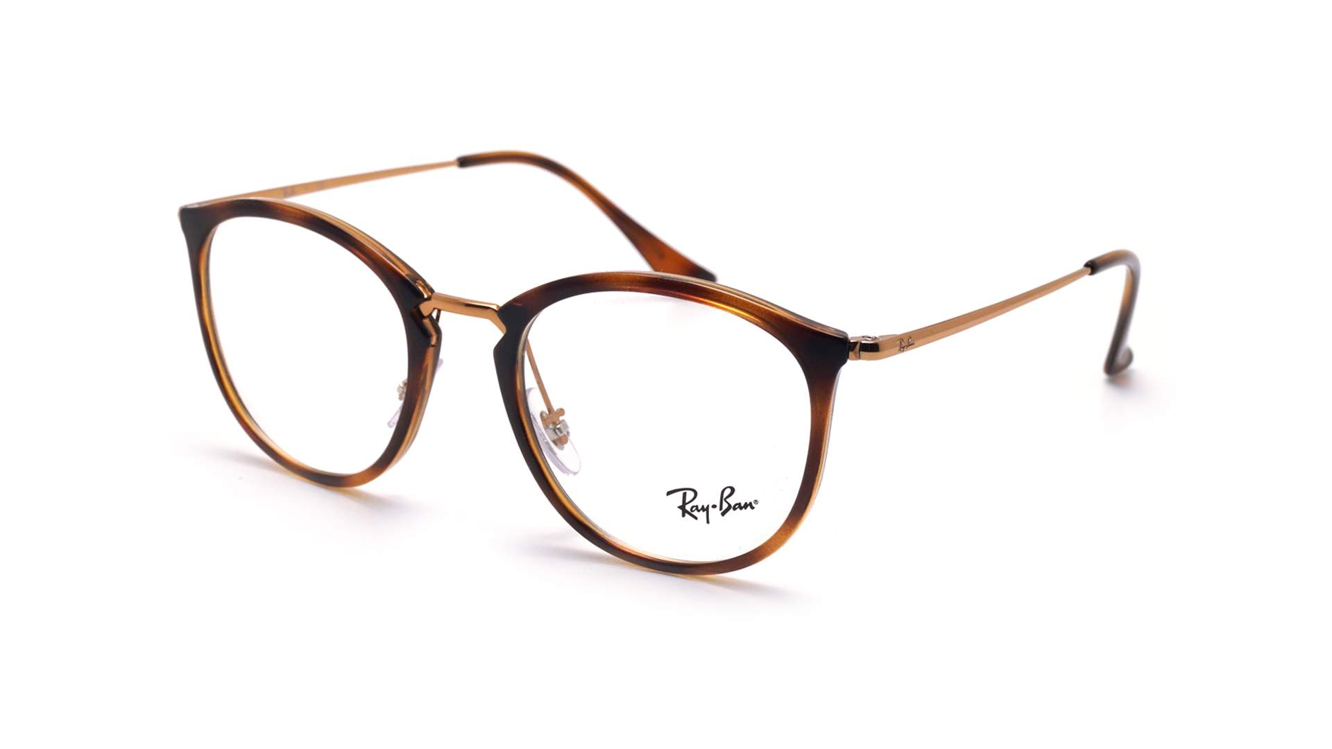 2a3c78a639 Eyeglasses Ray-Ban RX7140 RB7140 5687 51-20 Tortoise Medium