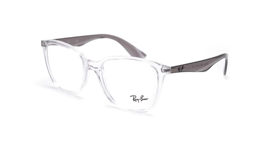 Ray-Ban RX7066 RB7066 5768 52-17 Clear | Visiofactory
