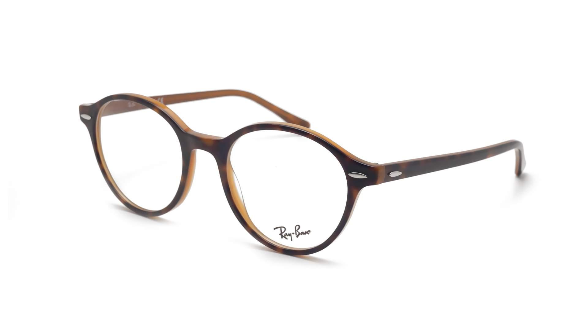 6830de49c3e Eyeglasses Ray-Ban RX7118 RB7118 5713 50-19 Tortoise Medium