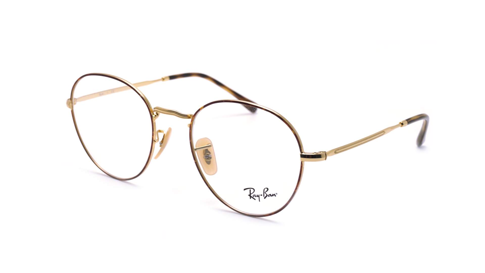ce6f92dd9ae Eyeglasses Ray-Ban RX3582 RB3582V 2945 51-20 Gold Medium