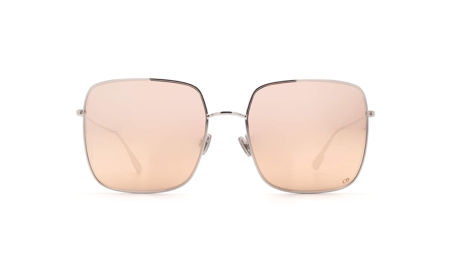 b0a76935d77c9 Sunglasses Dior Stellaire 1 Silver DIORSTELLAIRE1 010SQ 59-18 Large Mirror