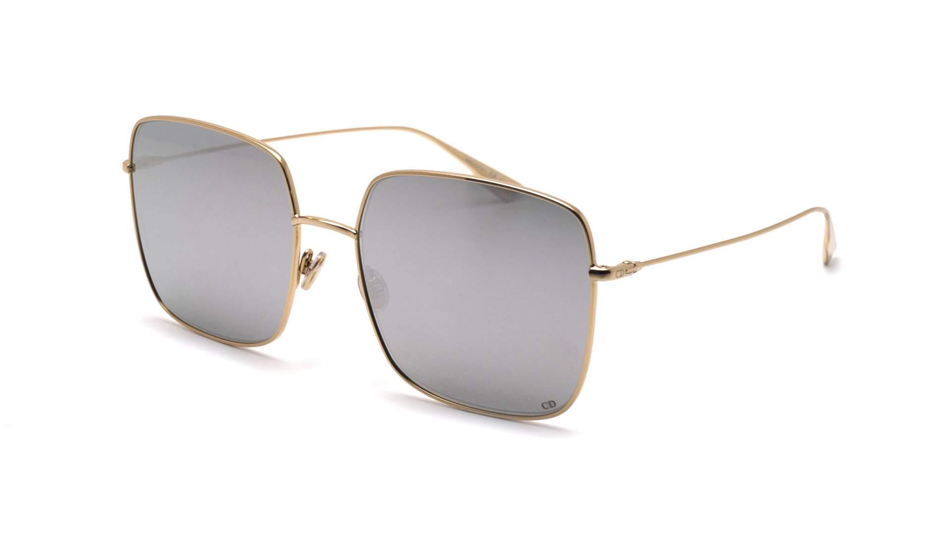 7982bace65 Sunglasses Dior Stellaire 1 Gold DIORSTELLAIRE1 83IOT 59-18 Medium Mirror