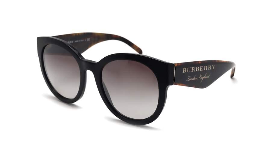 Burberry BE 4260 3683/6I , Noir , Round