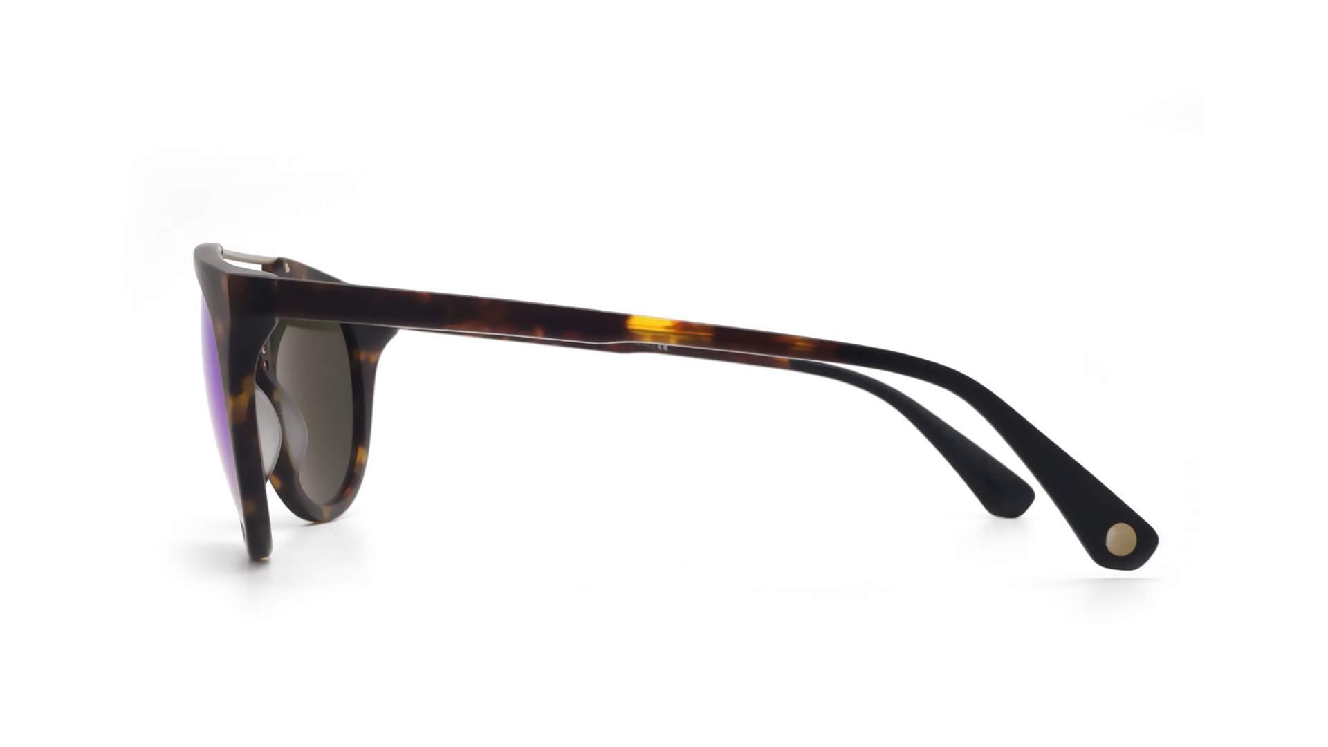 eb88af0c2c1d Sunglasses Vuarnet Cable Car Rag   bone Round Tortoise Matte Polarlynx  VL1602 0008 50-20 Medium Mirror