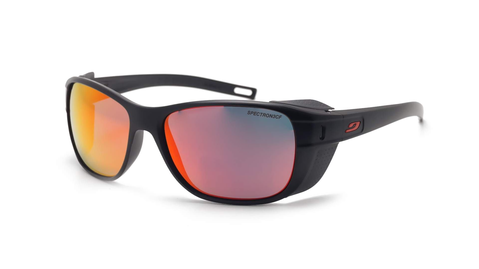 c7c4d737c5 Sunglasses Julbo Camino Black Matte J501 1114 58-15 Medium Mirror