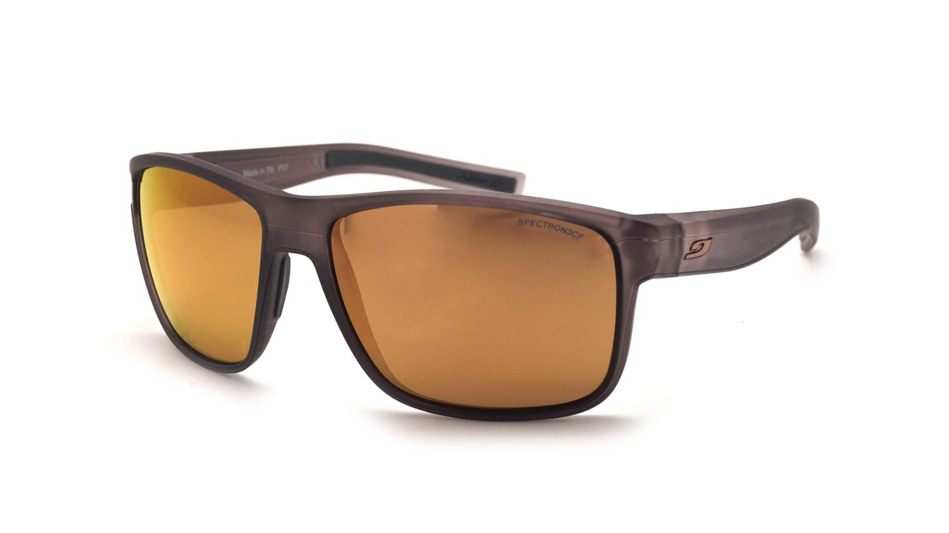d33636e087 Sunglasses Julbo Renegade Grey Matte J499 1114 59-17 Large Mirror