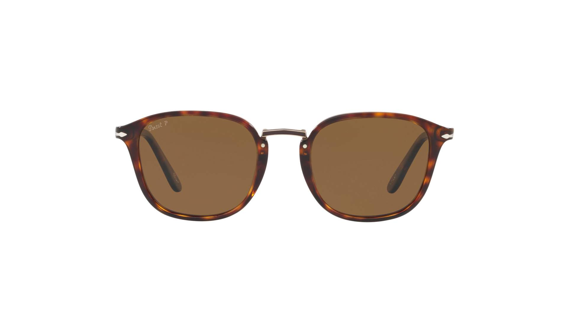 a17d034422d Sunglasses Persol Calligrapher edition Tortoise PO3186S 24 57 51-21 Medium  Polarized