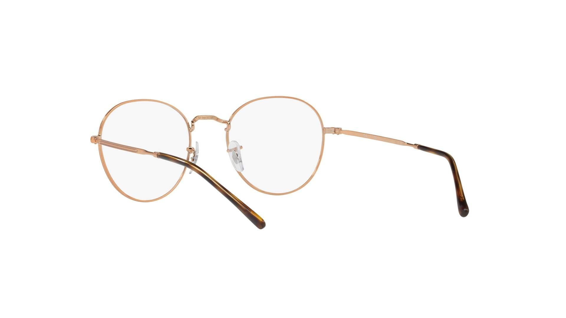 6c78e81a1c Eyeglasses Ray-Ban RX3582V 2943 49-20 Copper Small