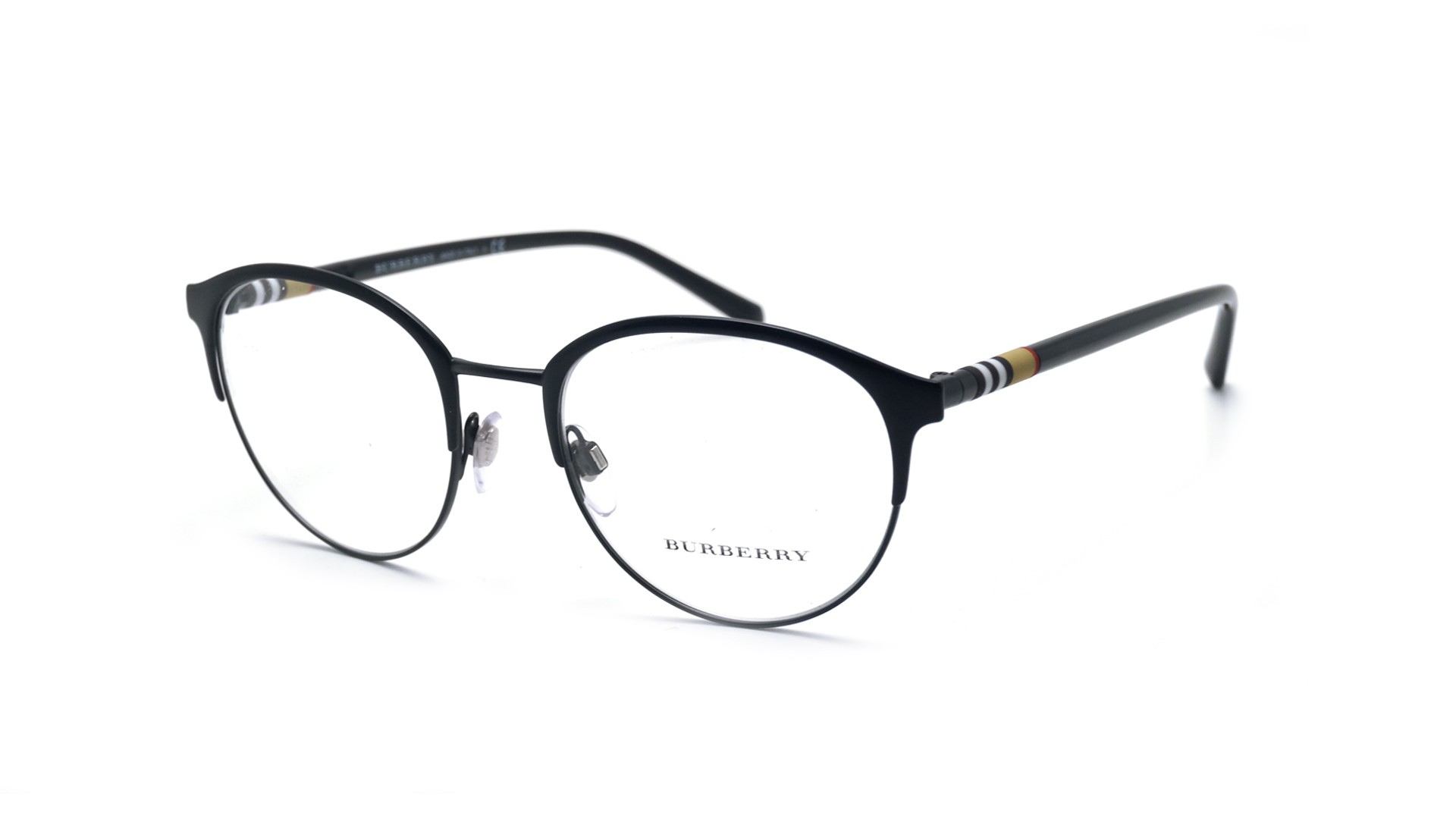 35c4d469e5 Eyeglasses Burberry BE1318 1252 51-19 Black Medium