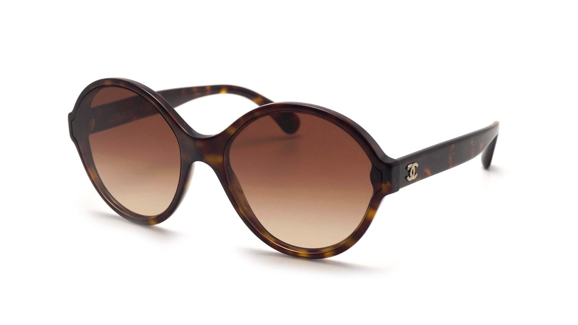 6b48e325fa1 Sunglasses Chanel CH5387 C714 S5 58-17 Tortoise Medium Gradient