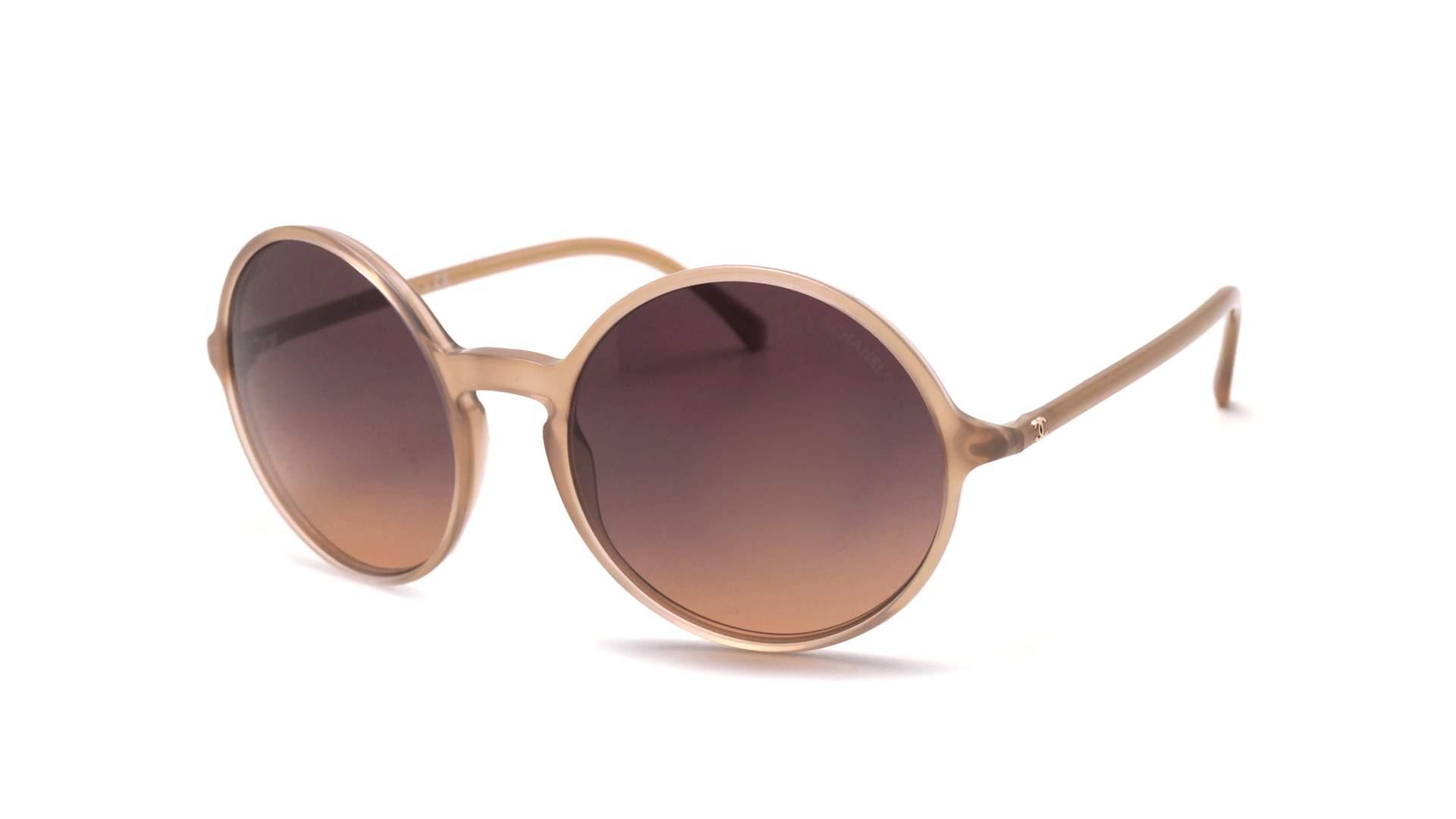 31d8c254f6dda4 Sunglasses Chanel Signature Pink CH5279 1623/K0 55-19 Medium Gradient