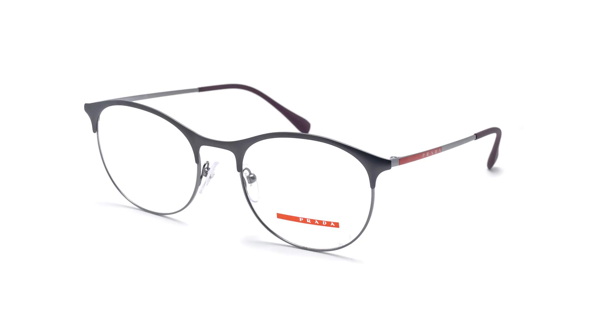 Eyeglasses Prada Linea Rossa PS53IV VIX1O1 52-19 Grey Matte Large 3e894811b9