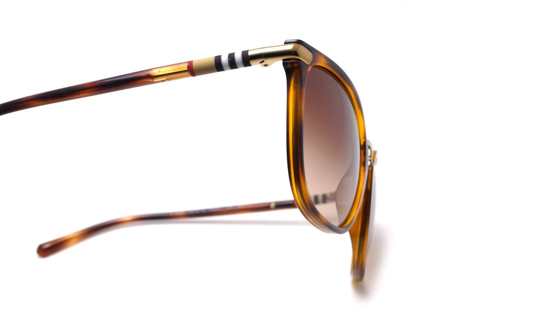 3cb193602e Sunglasses Burberry BE4262 331613 53-21 Tortoise Medium Gradient