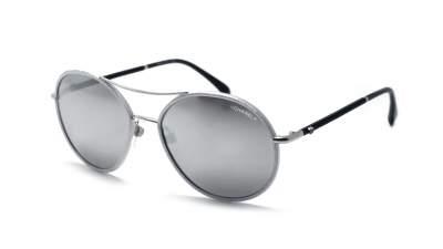 dbb342c1d86af Chanel CH4228Q C124 Z6 56-17 Silver Medium Mirror