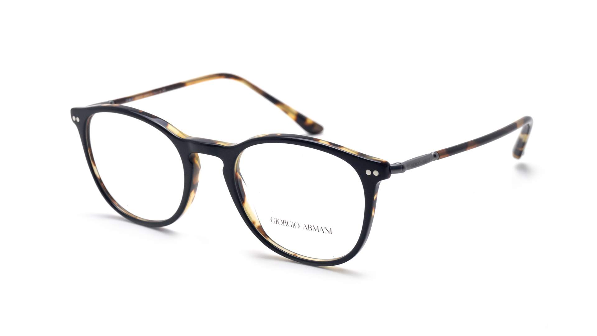 507ca656ba73 Eyeglasses Giorgio Armani Frames Of Life Black AR7125 5622 50-20 Medium