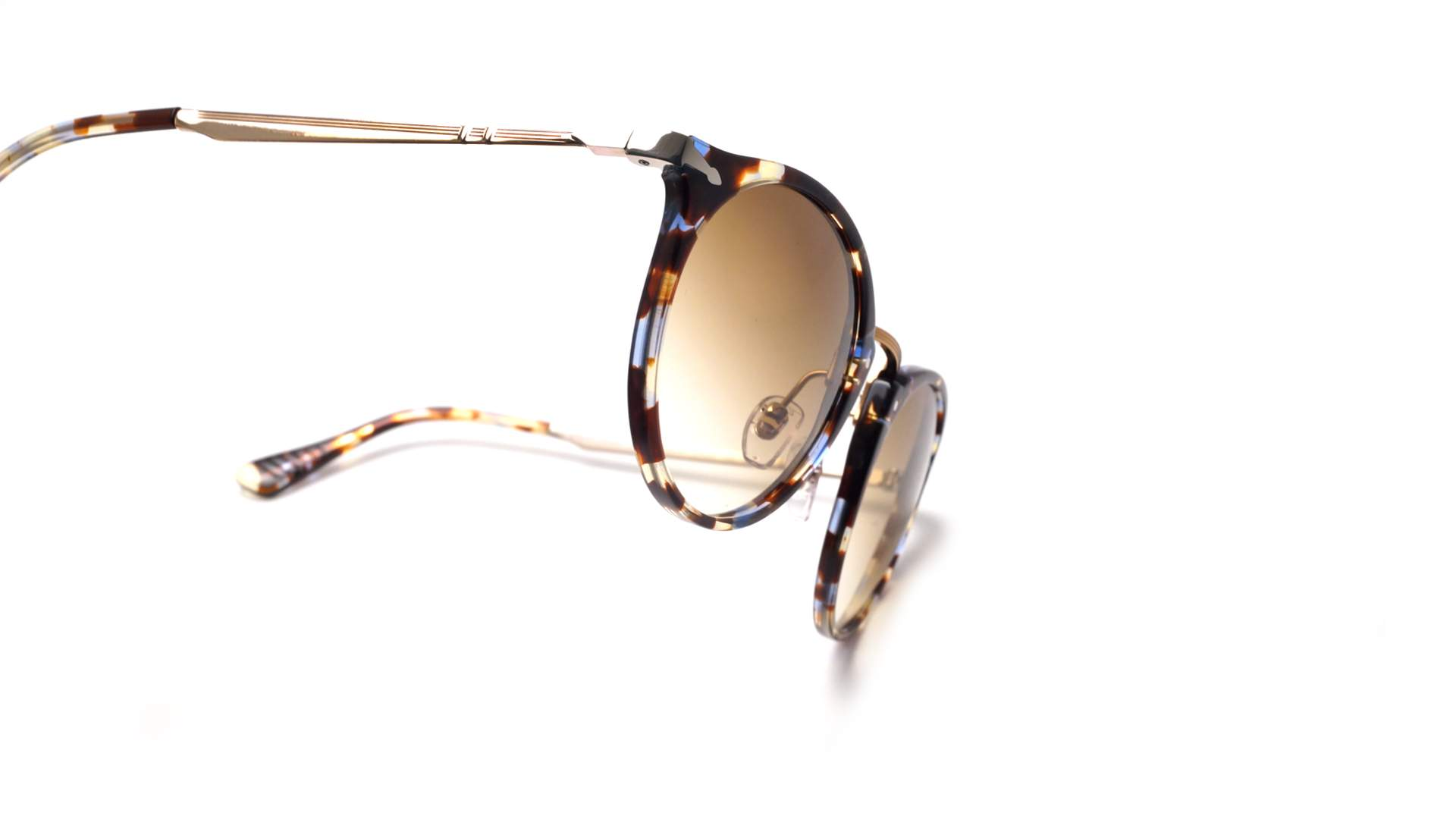 c9222900d4169 Sunglasses Persol Calligrapher edition Tortoise PO3166S 1058 51 51-22  Medium Gradient