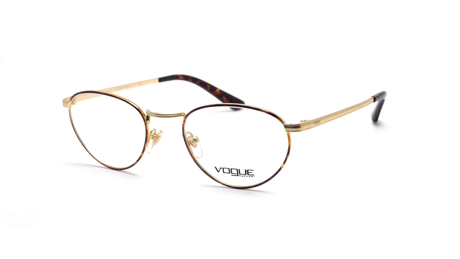 c989d6c4f68 Lunettes de vue Vogue Gigi hadid Écaille VO4084 5078 50-20 Small