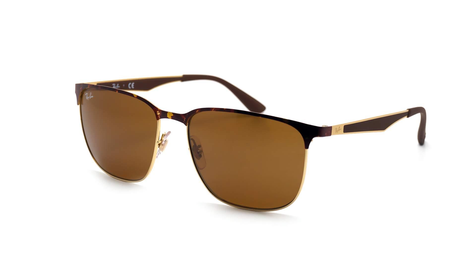 f974efc67b Sunglasses Ray-Ban RB3569 9008 73 59-17 Tortoise Large