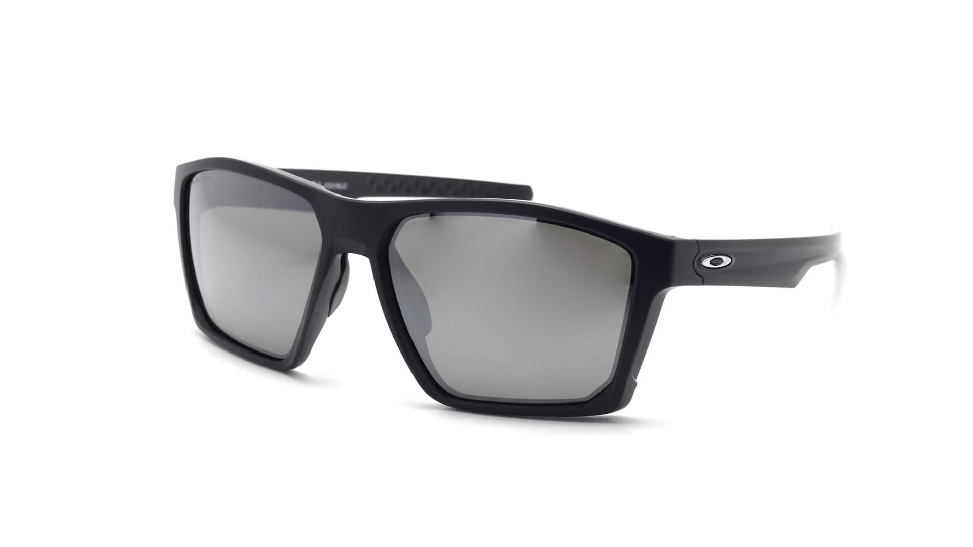 154367ce40 Sunglasses Oakley Targetline Matte black Black Matte Prizm OO9397 02 58-16  Medium Mirror