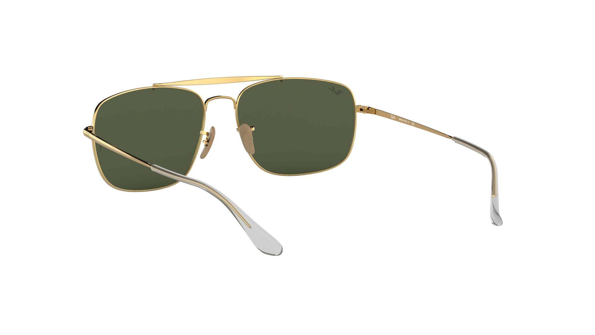 bebcd368bae52a Ray-Ban The colonel Or RB3560 001 61-17   Prix 90,95 €   Visiofactory