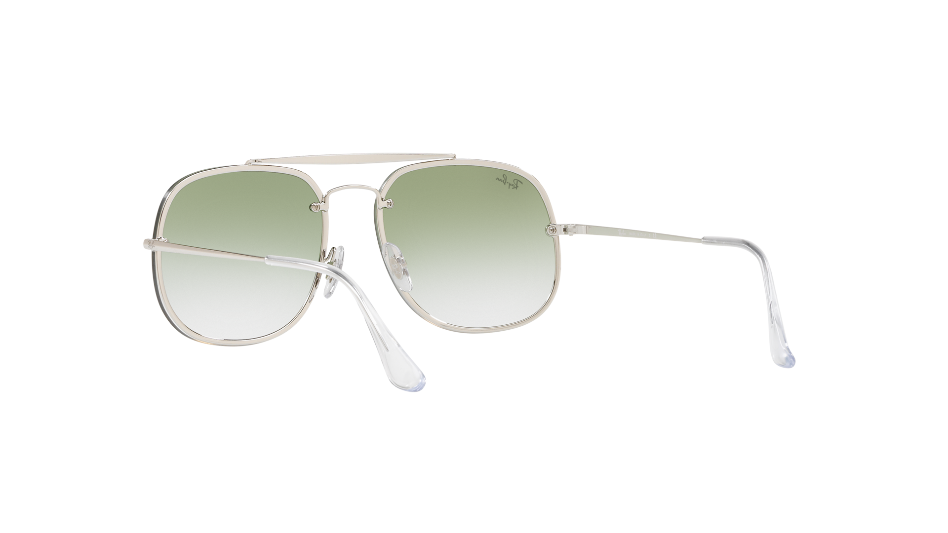 99dfc02841 Sunglasses Ray-Ban General Blaze Silver RB3583N 003/W0 58-16 Large Gradient  Mirror