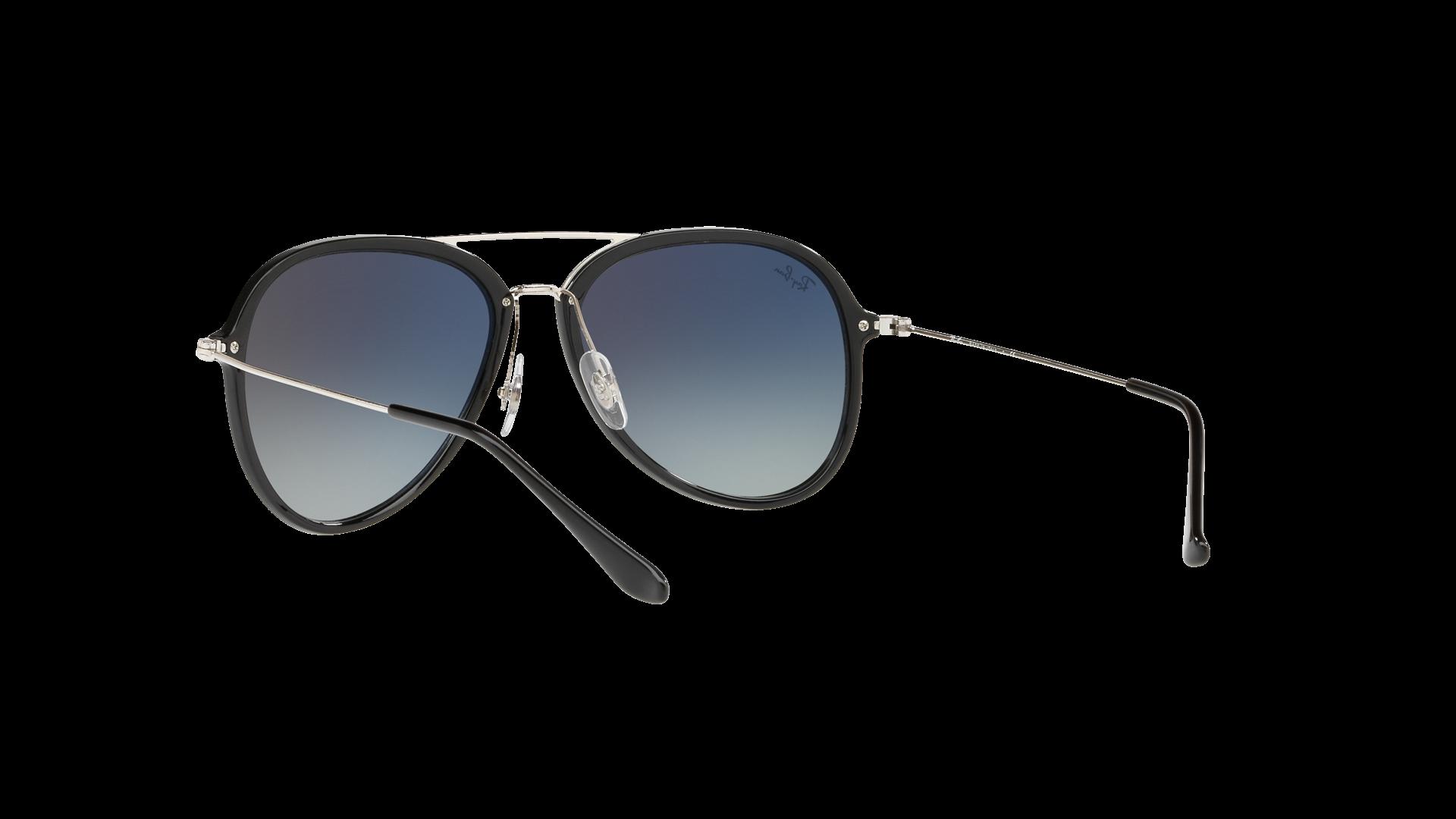 1a692cc7f23 Sunglasses Ray-Ban RB4298 601 71 57-17 Black Large Gradient