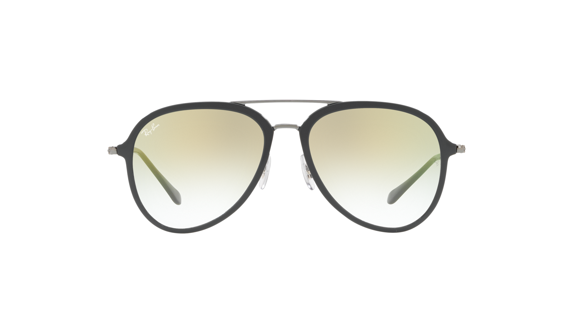 6328ac36d7dfe Sunglasses Ray-Ban RB4298 6333 Y0 57-17 Grey Large Gradient Mirror