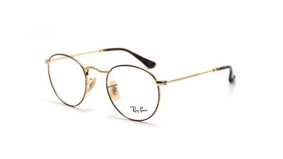 Ray-Ban Round metal Optics Écaille RX3447 RB3447V 2945 47-21