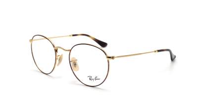 Ray-Ban Round metal Optics Écaille RX3447 RB3447V 2945 50-21