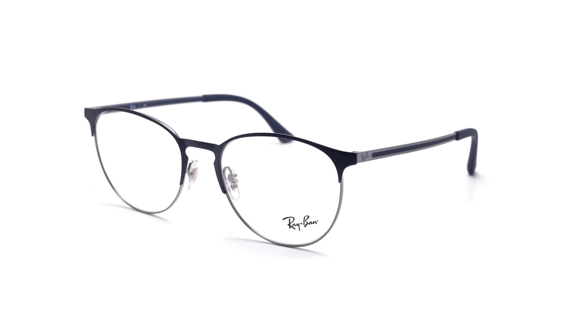 3e32d8b947d Eyeglasses Ray-Ban RX6375 RB6375 2981 53-18 Blue Medium