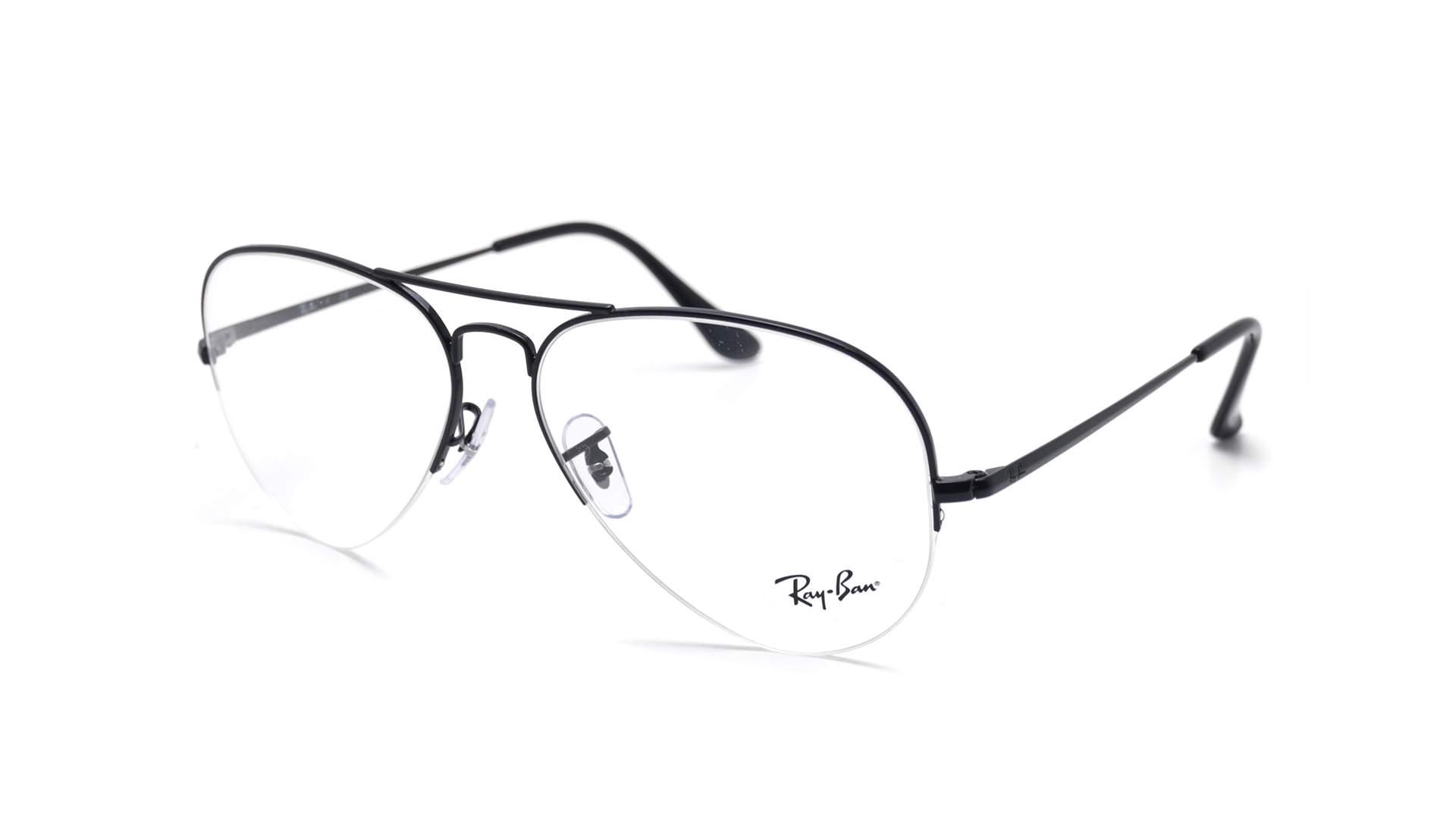 e8efdbf26ab1b ... sweden eyeglasses ray ban aviator gaze black rx6589 rb6589 2509 59 15  large af79e c2c99