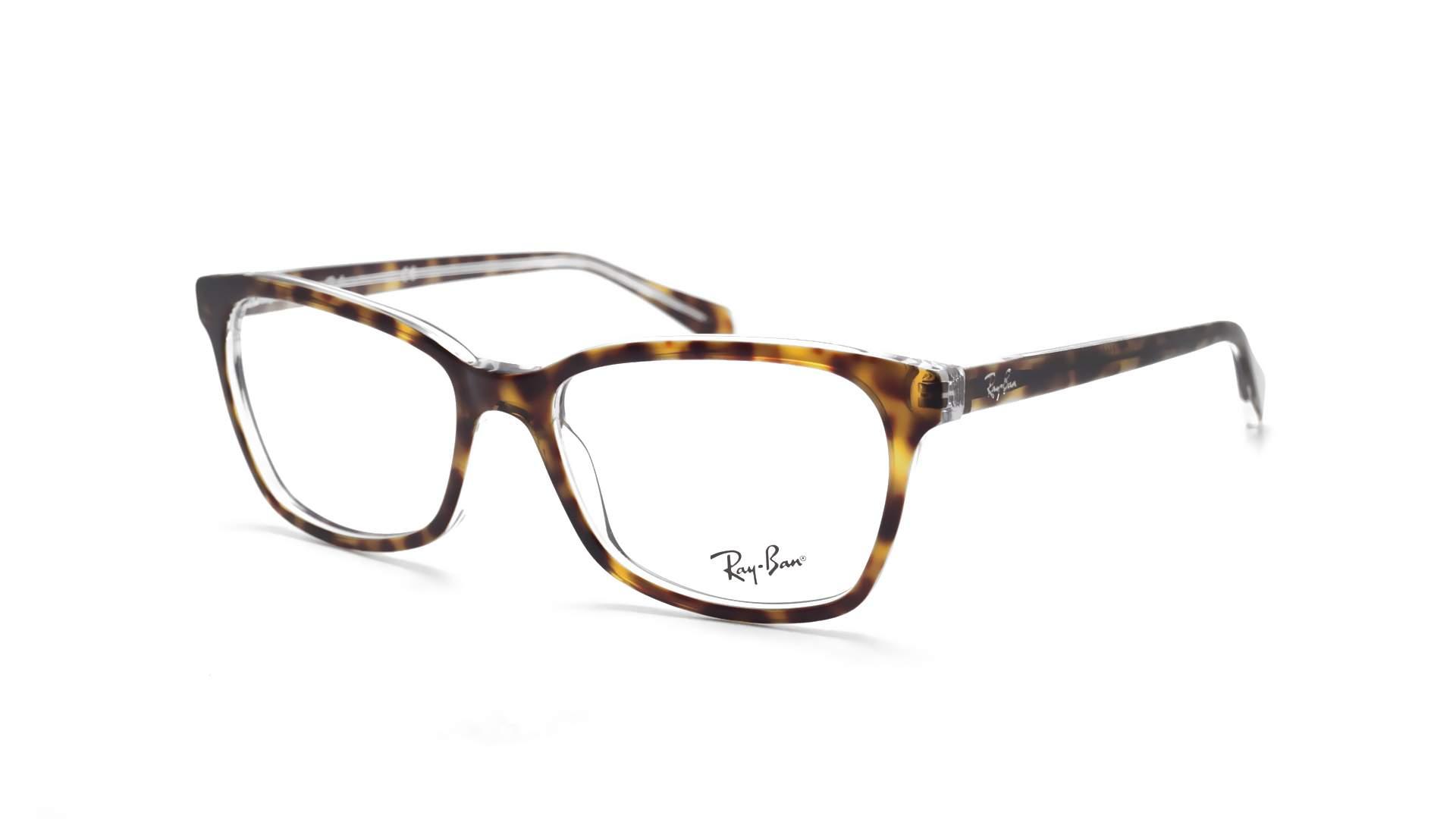 aee52089b1 Eyeglasses Ray-Ban RX5362 RB5362 5082 54-17 Tortoise Medium