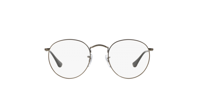 Ray-Ban Round metal Optics Gris RB3447V 2620 47-21