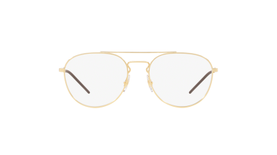 Ray-Ban RX6414 RB6414 2500 53-18 Or