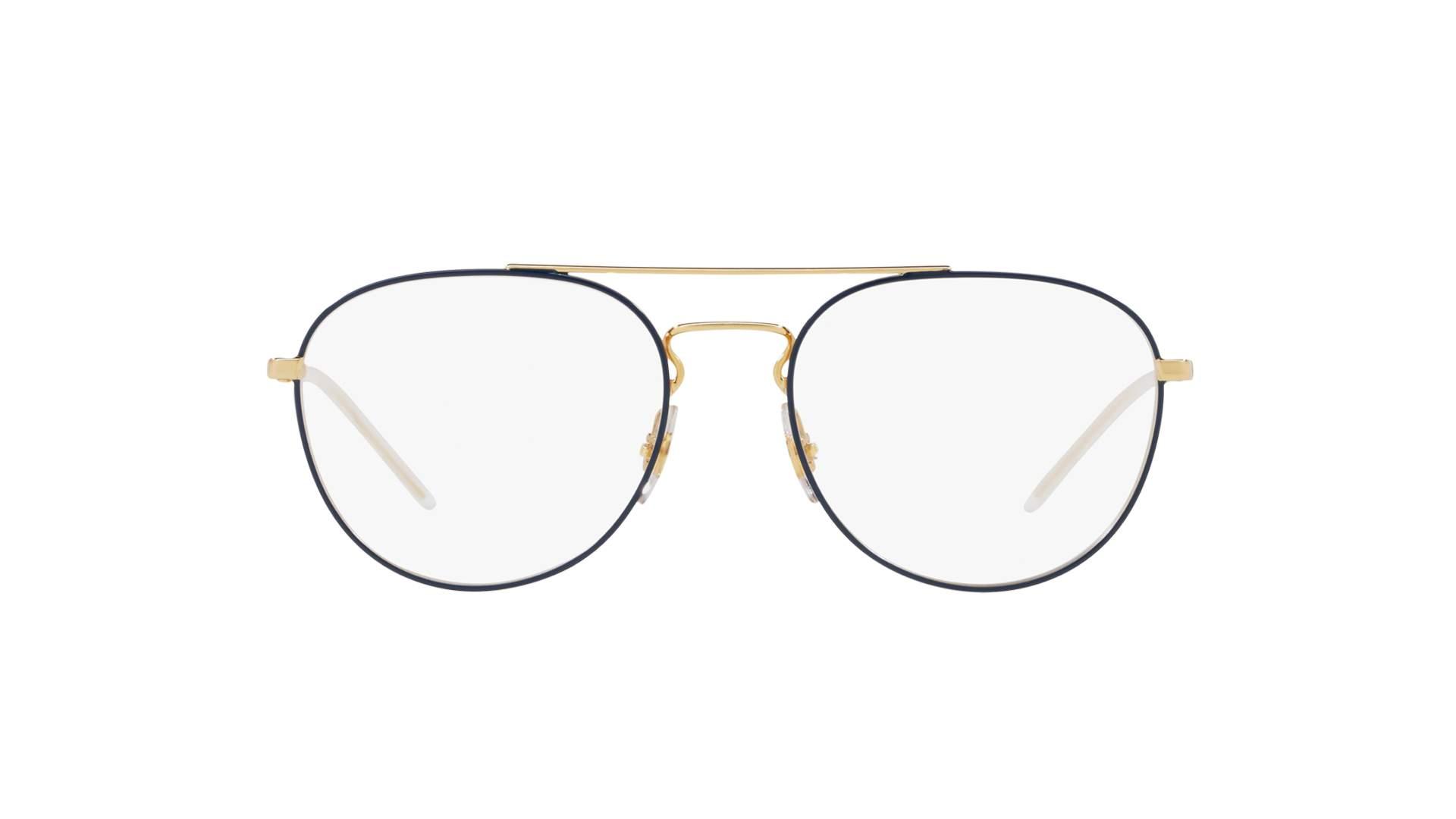 336e860592 Eyeglasses Ray-Ban RX6414 RB6414 2979 53-18 Blue Medium