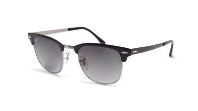0aaaa4cd5fd Sunglasses Ray-Ban Clubmaster Metal Black RB3716 9004 71 51-21 Medium  Gradient