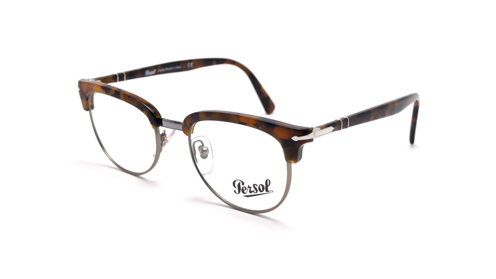 abc42ecd56 Eyeglasses Persol Tailoring edition Tortoise PO3197V 1073 50-20 Medium