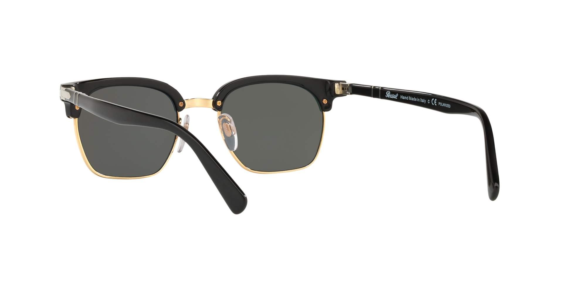 540ca45d84 Sunglasses Persol Tailoring edition Black PO3199S 95 58 53-20 Large  Polarized