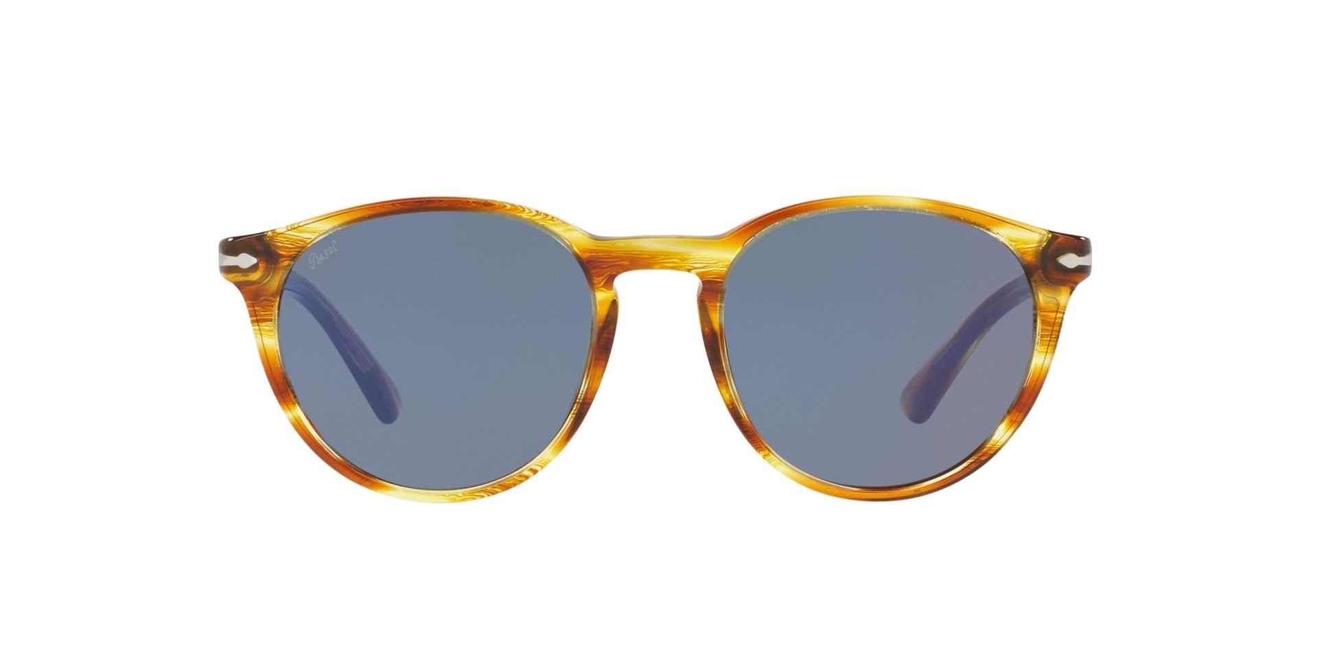 c115d3ad46fc2 Sunglasses Persol PO3152S 9043 56 49-20 Tortoise Medium