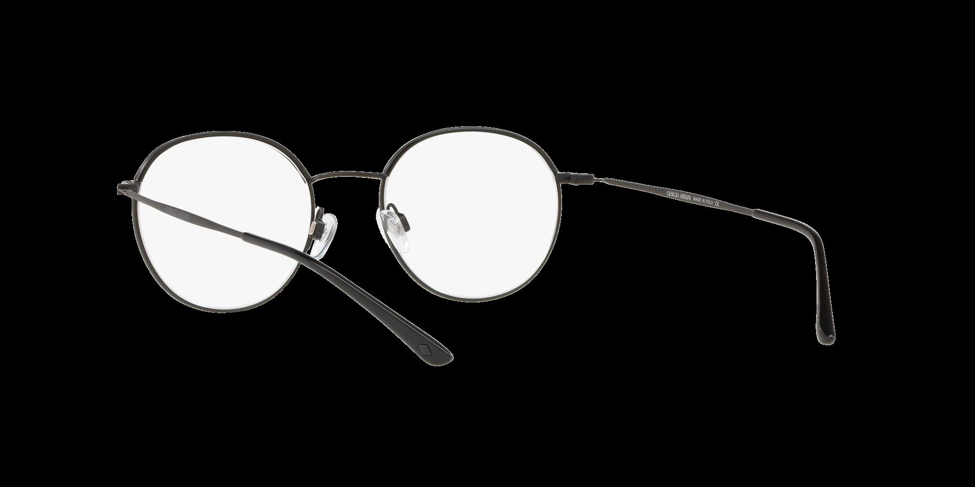 cb4fb9600a Eyeglasses Giorgio Armani Frames Of Life Black AR5070J 3234 49-19 Medium