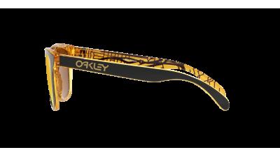 Oakley Frogskins Noir Mat OO9013 D2 55-17