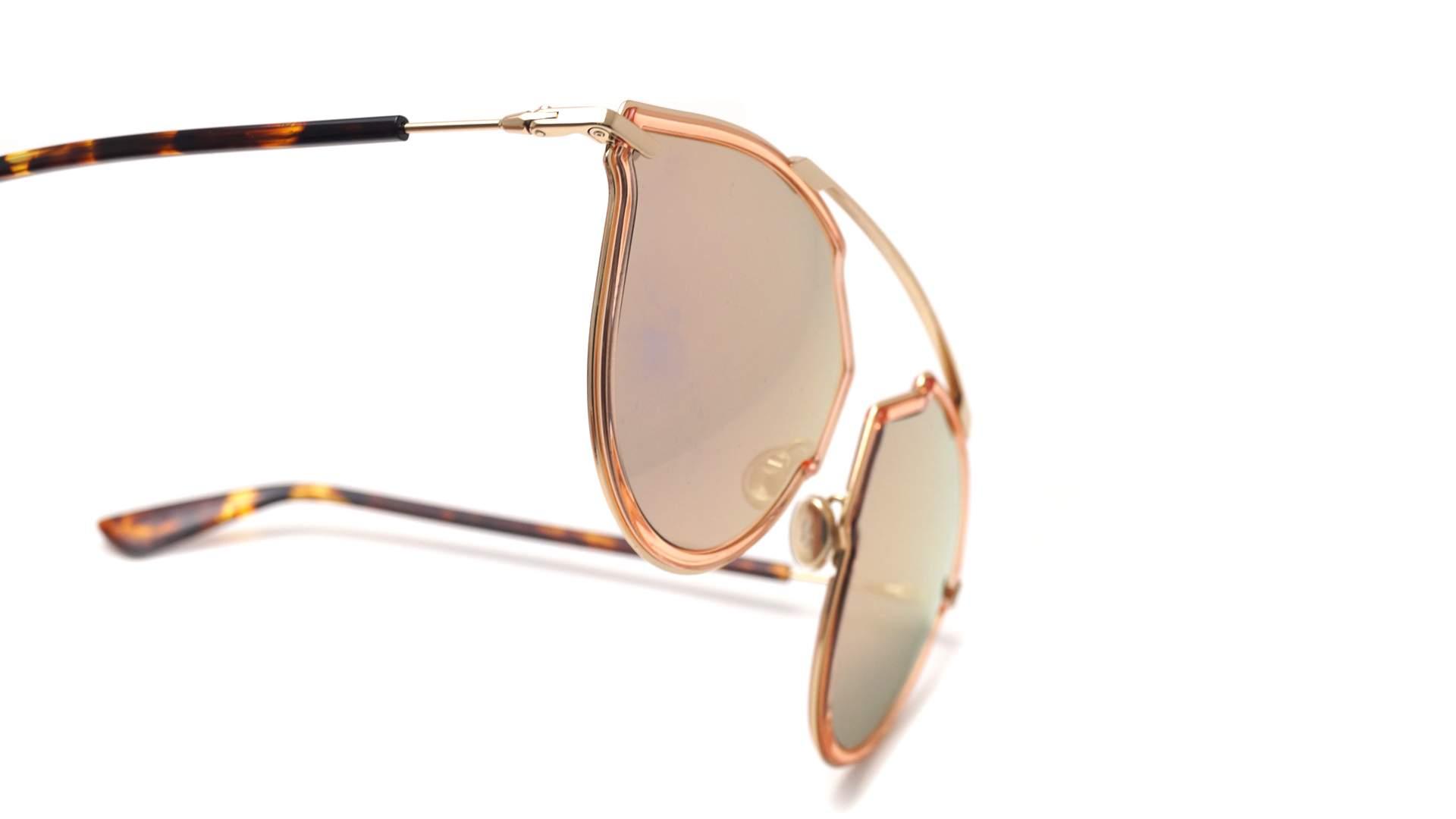dc427e2dc0ef5 Sunglasses Dior SoReal Rise Pink DIORSOREALRISE S450J 58-17 Large Mirror